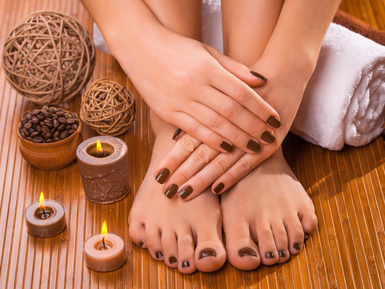 Tip To Toe Pedicure